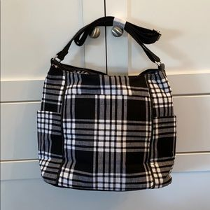 31 Casual Carry All in Perfectly Plaid